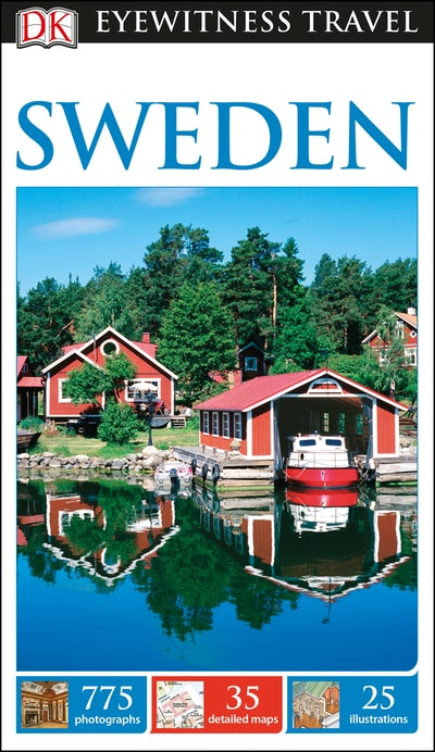Sweden: Eyewitness Travel Guide