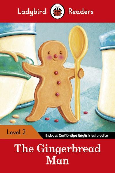 The Gingerbread Man – Ladybird Readers Level 2