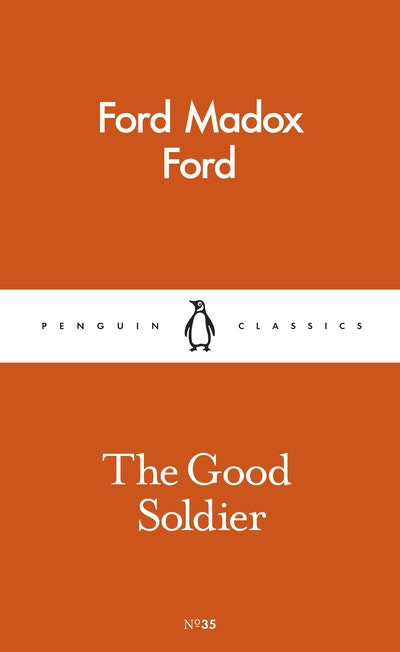 an analysis of the good soldier by ford maddox ford