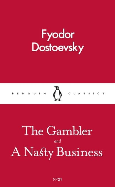The Gambler And A Nasty Business