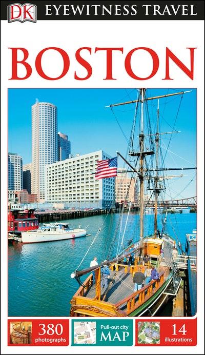 Boston: Eyewitness Travel