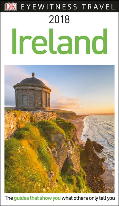 Eyewitness Travel Ireland Book