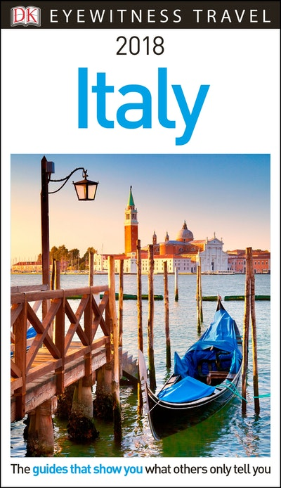 Italy: Eyewitness Travel Guide