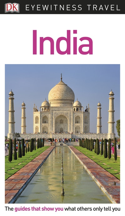 India: Eyewitness Travel Guide