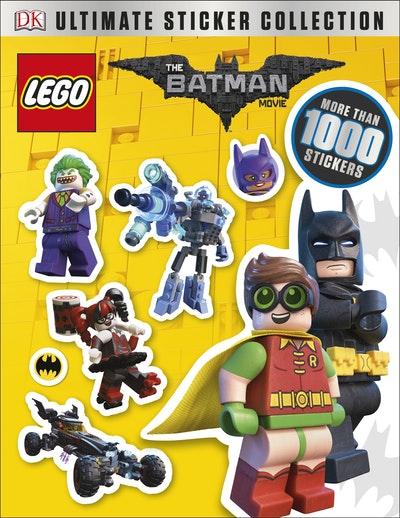 The LEGO® Batman Movie: Ultimate Sticker Collection