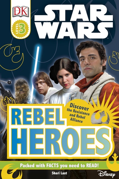 DK Reader: Star Wars: Rebel Heroes
