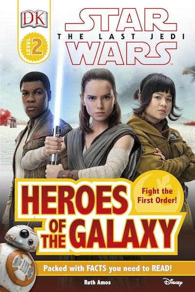 DK Reader: Star Wars: The Last Jedi