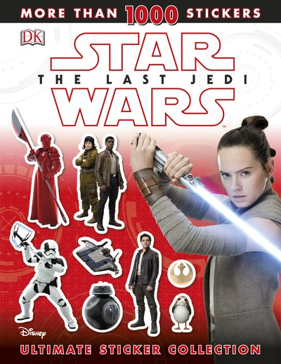 Star Wars: The Last Jedi Ultimate Sticker Collection