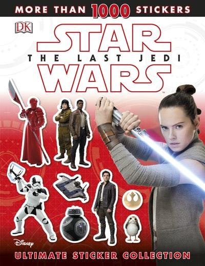 Star Wars: The Last Jedi Ultimate Sticker Collection