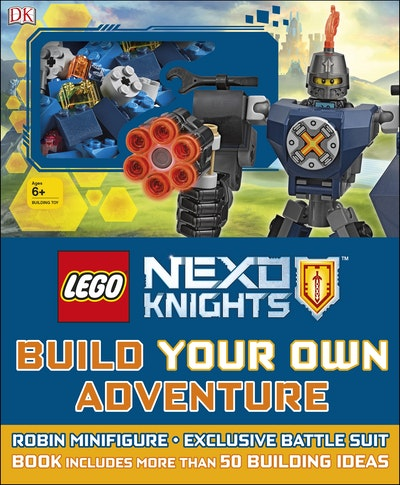 LEGO® Nexo Knights: Build Your Own Adventure