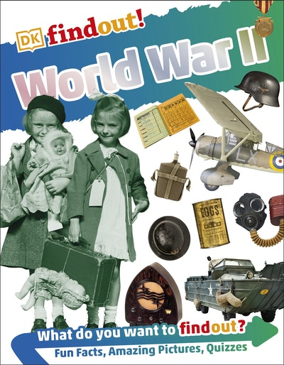 DKfindout!: World War II