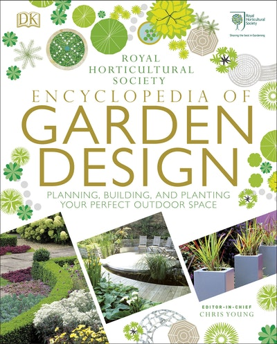 RHS Encyclopedia of Garden Design by DK Penguin Books Australia