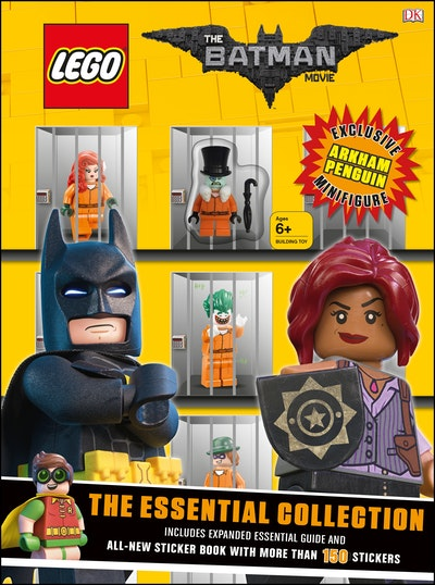 The LEGO® BATMAN MOVIE: The Essential Collection by DK - Penguin ...