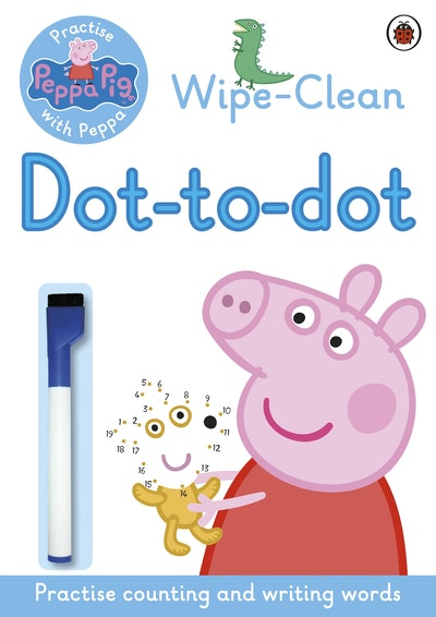 Peppa: Wipe-clean Dot-to-Dot