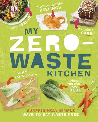 My zero waste kitchen by dk penguin books australia hi res cover my zero waste kitchen forumfinder Gallery