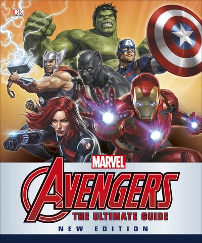 Marvel Avengers: Ultimate Guide Updated Edition
