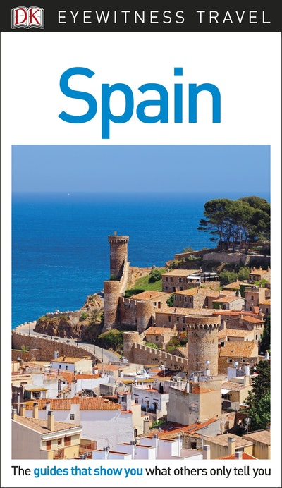 spain eyewitness travel guide by dk penguin books australia rh penguin com au Harry Potter Books Atlas Book