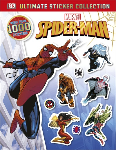 Marvel Spider-Man: Ultimate Sticker Collection