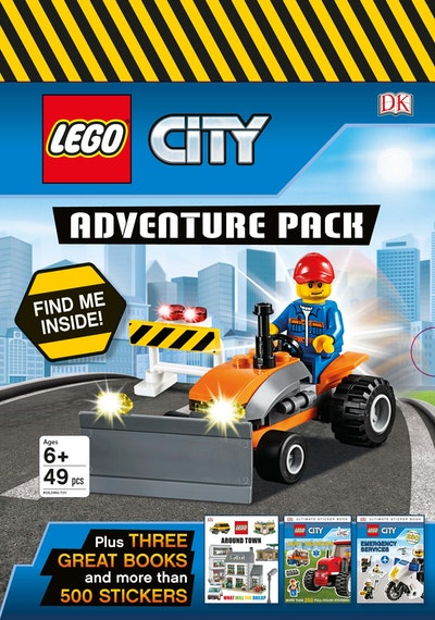 LEGO® City: Adventure Pack
