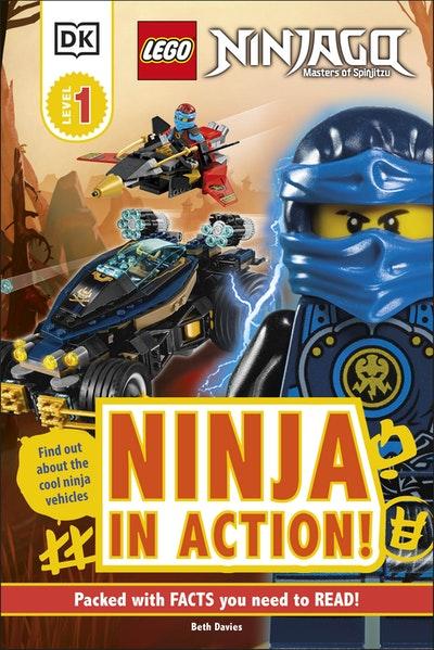 DK Reader: LEGO® Ninjago: Ninja In Action!