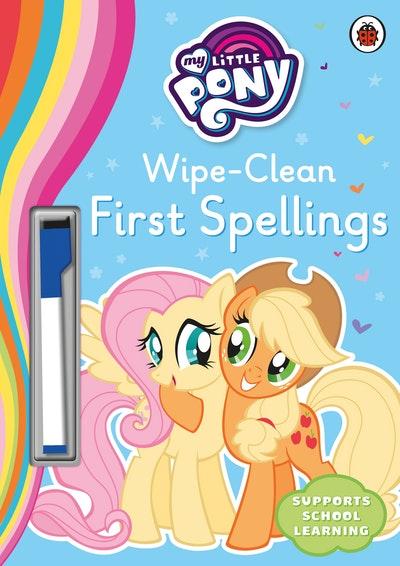 My Little Pony - Wipe-Clean First Spellings