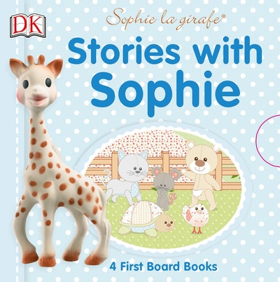 Sophie La Girafe: Stories with Sophie Slipcase