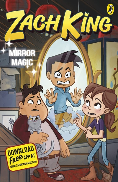Mirror Magic (My Magical Life Book 3)