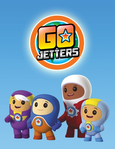 Go Jetters: Maze Adventures!