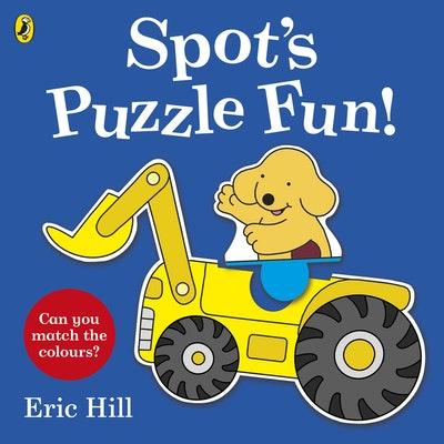 Spot's Puzzle Fun!