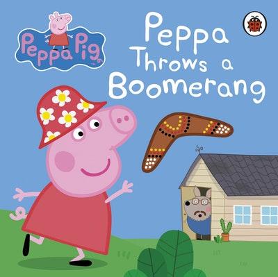 Peppa Pig: Peppa Throws a Boomerang