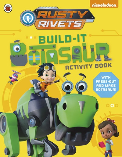 Rusty Rivets: Build-It Botasaur Activity