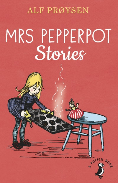 Mrs. Pepperpot's Stories
