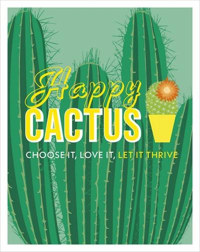 Happy Cactus