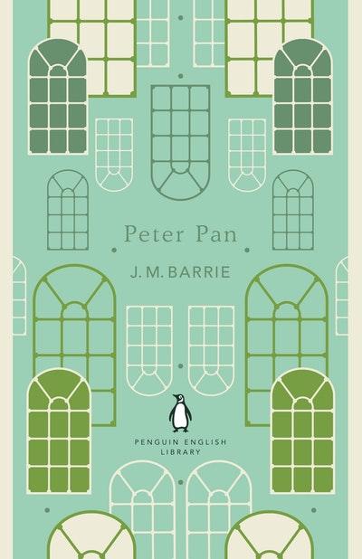 Peter Pan English Book