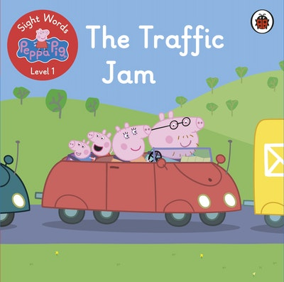 The Traffic Jam – Sight Words with Peppa Level 1