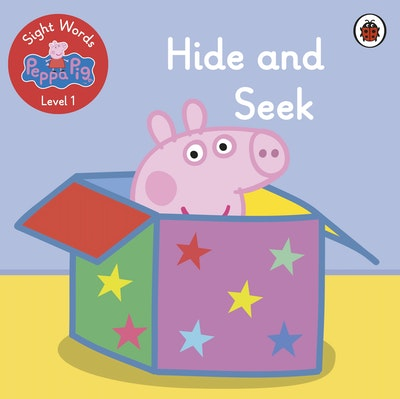 Hide and Seek – Sight Words with Peppa Level 1