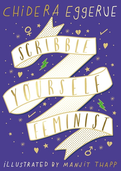 Scribble Yourself Feminist: Notes for Women