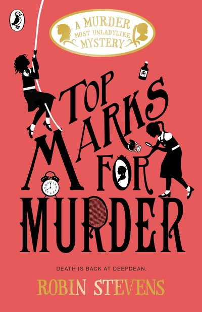 Murder Most Unladylike 8: Top Marks For Murder