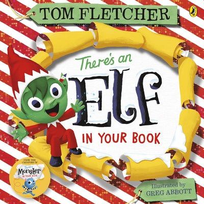 There's an Elf in Your Book