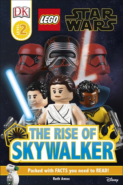 LEGO Star Wars the Rise of Skywalker DK Reader Level 2