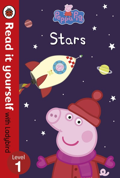 Peppa Pig: Stars - Read it yourself with Ladybird Level 1