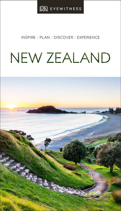 New Zealand: Eyewitness Travel