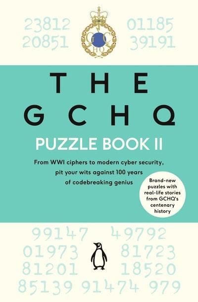 The GCHQ Puzzle Book II