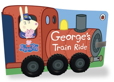 Peppa Pig: George's Train Ride