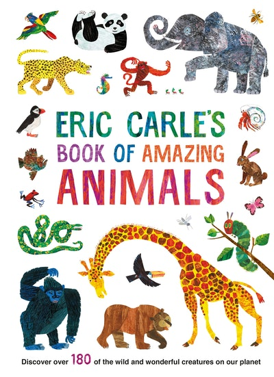Eric Carle's Book of Amazing Animals