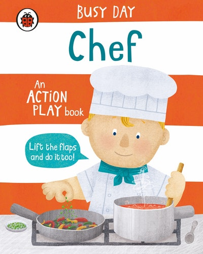 Busy Day: Chef