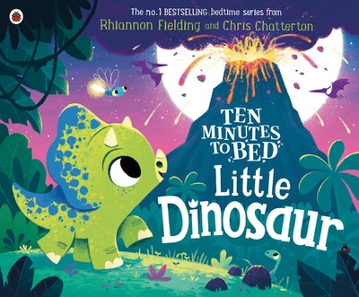 Ten Minutes to Bed: Little Dinosaur