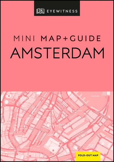 Amsterdam Mini Map & Guide