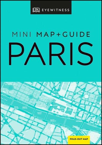 Paris Mini Map & Guide