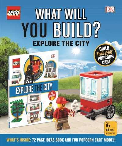LEGO® What Will You Build?: Explore the City